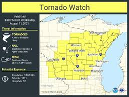 Tornadoes hit Wisconsin as National ...