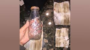 Do You Know Who Wrote a Message in a Bottle Found at Lake Belton?