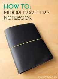 6 diy midori traveler s notebook covers tutorials