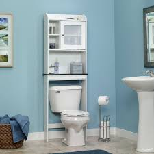 Above The Toilet Storage best bathroom space saver over the toilet storage racks reviews 5847 by uwakikaiketsu.us