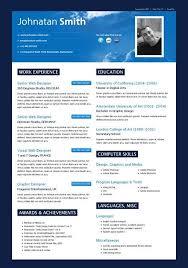 Modern Curriculum Vitae Format Resume Cover Letter
