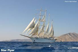 Star Flyer Cruise Ship Photos Star Clippers