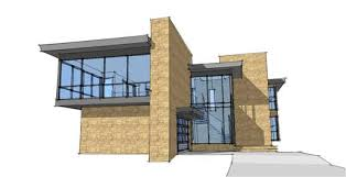 Affordable Modern House Design  Great Modern Style Can Be Done on    Modern House Plan