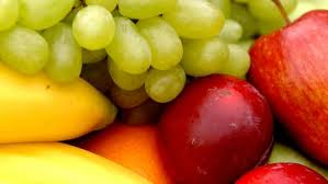 Low Calorie Fruits And Vegetables Chart Which Fruits And Vegetables Are The Most Fattening Bt