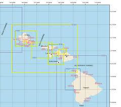 David Burch Navigation Blog How To Fold A Chart