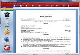 Winway Resume Deluxe 14 Mac Resume Resume Examples Lbarn9qawo