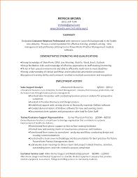 10 Customer Service Resume Summary Worker Resume