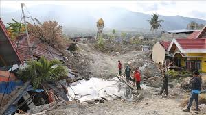 Tsunami fears cause traffic rahmat triyono, head of indonesia's earthquake and tsunami center, reassured the region that the. Death Toll From Earthquake In Indonesia Rises To 23