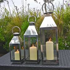 outdoor candles lanterns and lighting. Steel Candle Lantern Lighting Outdoor Candles Lanterns And D