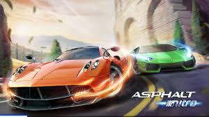 asphalt nitro merupakan game yang mbangkan oleh gameloft game ini mempunyai kelebihan yaitu ukuran game yang sangat kecil dan ringan hanya sekitar 38mb