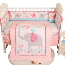crib bedding sets for girls with per