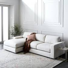 small lounge furniture. Small Lounge Couch Urban 2 Piece Chaise Sectional Furniture For Living Room Space .