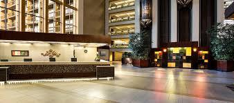 hilton bellevue hotel wa hotel lobby