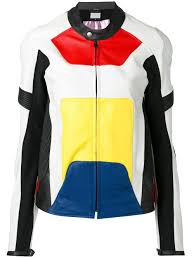alyx panelled colour block jacket 408n women clothing biker jackets alyx sacks wedding various