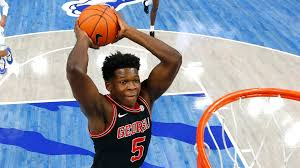 Anthony edwards is one of the favorite's to be the #1 pick in this year's draft. Anthony Edwards Goes No 1 In Nba Draft To Minnesota Timberwolves
