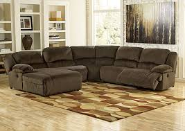 sectional sofa with chaise and recliner. Simple Sofa Toletta Chocolate Left Facing Chaise End Reclining SectionalSignature  Design By Ashley On Sectional Sofa With And Recliner Ivan Smith Furniture