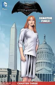 Batman v Superman: Dawn of Justice – Senator Finch | DC Extended ...