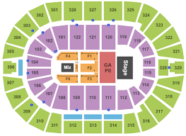 Bok Concert Seating Chart Miranda Lambert Cody Johnson Lanco Tickets Fri Feb 7