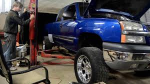 Cabus Photo Hd Ltz Flares Duramax Chevrolet Lifted 2007 Blue Chevy ...