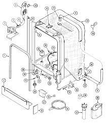Kenmore ice maker parts diagram elegant diagram dishwasher kenmore quiet guard 3 manual kenmore elite