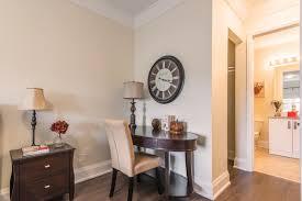 335 Dunsdon Staged Model Suite Master Bedroom