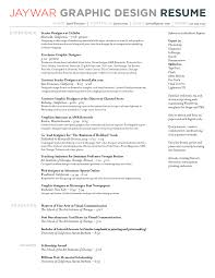 Graphic Designer Resume Objective Sample 22 New Insanely Cool And