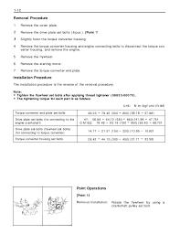 Toyota 02-6FGU30 Forklift Service Repair Manual
