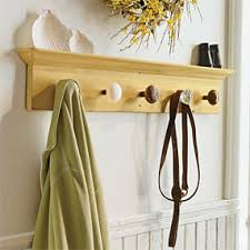 Hanging A Coat Rack door knob coat rack Jay can't stand things hanging on active 43
