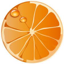 orange clipart png. number 4 orange clip art download. clipart png