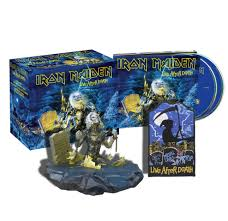 <b>Iron Maiden</b> - <b>Live</b> After Death - CD (Walmart Exclusive) - Walmart ...
