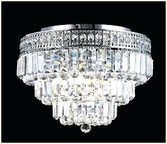 flush mount crystal chandelier flush crystal chandelier flush mount crystal chandelier ceiling designs flush mount rectangular