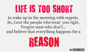Lifes Too Short Quotes Stunning Quotes About Life's Too Short 48 Quotes