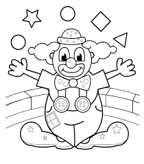 Jojo Circus Coloring Pages At Getdrawingscom Free For Personal