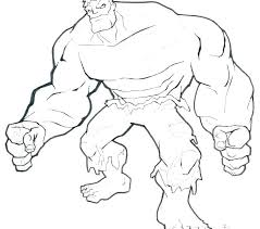 Incredible Hulk Coloring Page Elegant Pages Download By Face