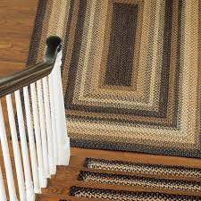 add to my lists kilimanjaro black cream braided jute rugs