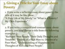 poverty essay questions essays on wuthering heights homework poverty essay topics supreme