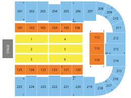Rigorous Tucson Arena Seating Chart Tucson Arena Seating