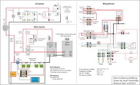 electrical wiring diagram