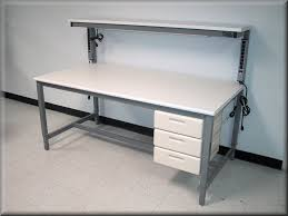 Cleanroom Tables Cleanroom Workstations  RDM Industrial ProductsCleanroom Bench