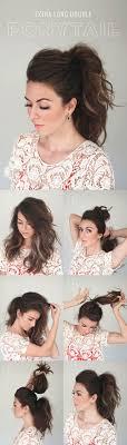20 Geweldige Kapsels Voor Meisjes Met Lang Haar Haarstijlen Voor