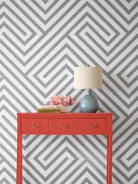 Painted Wall Designs Painting Diagonal Stripes On A Wall Hgtv