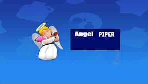 Idea ) New Piper Skin! Angel Piper! I hope you like it!: PiperGang