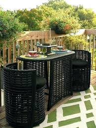 patio furniture for small spaces. Outdoor Patio Furniture For Small Spaces With Umbrella Oval Shaped