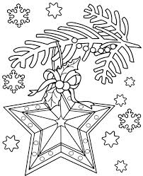 Fast loading speed, unique reading type: Bauble On Christmas Tree Coloring Page For Kids