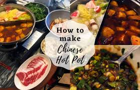 chinese hot pot recipe oh snap let s