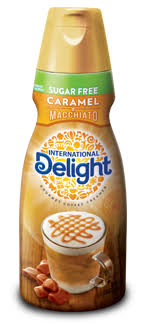 Elevate your coffee by adding a splash of international delight sugar free french vanilla coffee creamer singles filled with the sweet flavor of french vanilla for an unforgettable cup of coffee with no refrigeration needed International Delight Gourmet Coffee Creamer Sugar Free Caramel Macchiato Reviews 2021