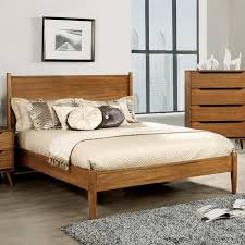 Mercury Row Mason Mid Century Modern Platform Bed & Reviews