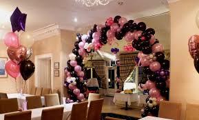 balloons balloon decoration recent arrangements home art decor