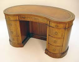 sligh furniture office room. 1015: SLIGH MAHOGANY KIDNEY DESK : Lot 1015 Sligh Furniture Office Room N