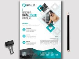 Business Flyer Template Free Download 10 Best Flyer Templates For Free Download By Bayezid